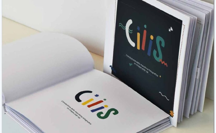 INDEPENDENT PRESS FAIR: Noemi Bassi ed il libro pop-up che illustra la storia delle macchine fotografiche