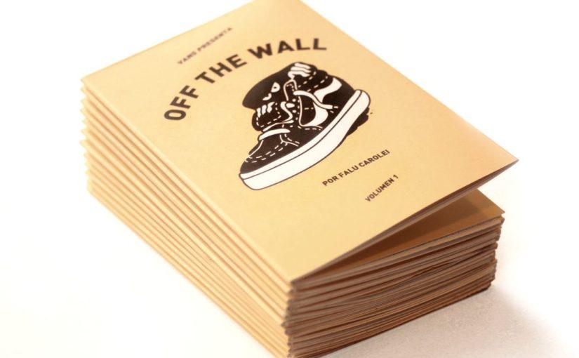 L'artista argentino Falu e la sua fanzine targata VANS