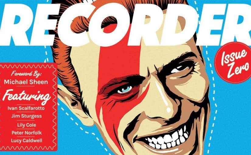 Recorder Magazine, un innovativo magazine musicale UK sta per diventare realtà