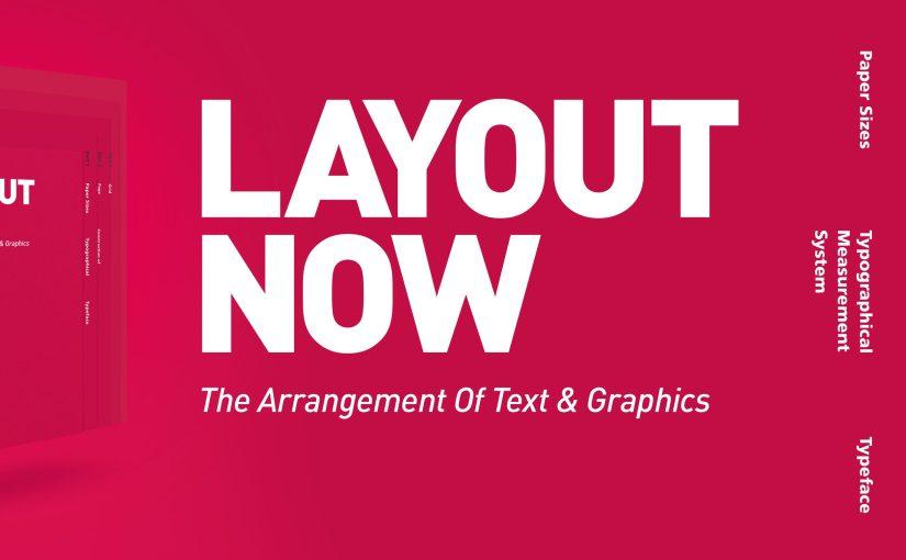 """""""Layout now"""" ti insegna ad usare le griglie per impaginare i tuoi prodotti editoriali"""