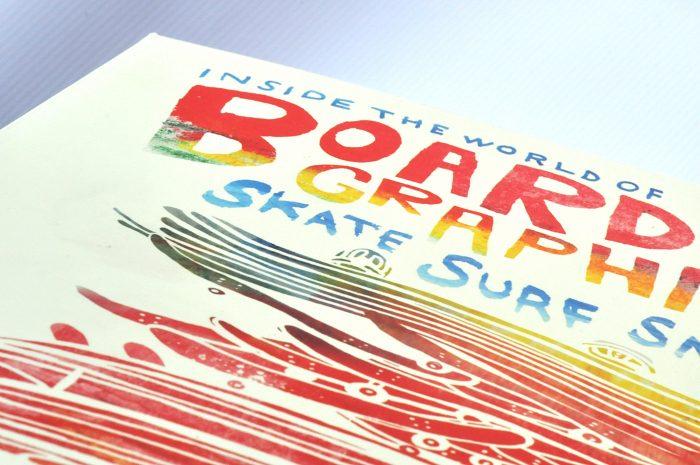 In un libro i migliori artisti del mondo svelano il loro processo creativo per l'illustrazione delle tavole da skate, surf e snowboard