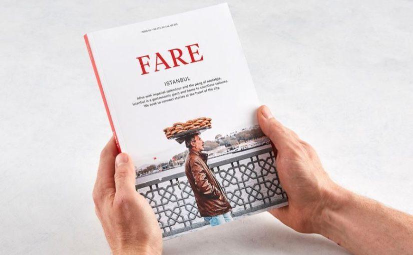 """""""Fare"""" un nuovo magazine per scoprire le più belle città del mondo dagli stessi cittadini che le vivono"""