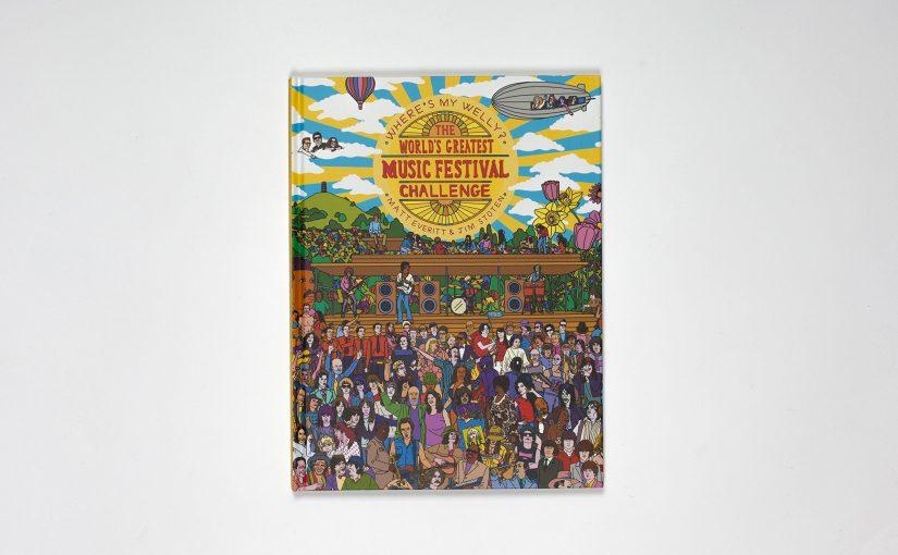 Un libro illustrato vi guida attraverso la storia dei più memorabili concerti della storia del rock