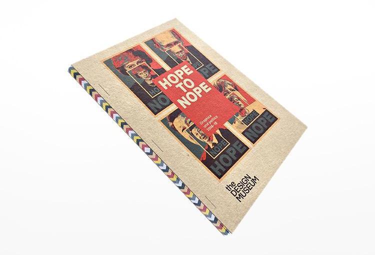 Una mostra ed un catalogo analizzano come la grafica ed il design rispondono alle turbolenze politiche di questi anni