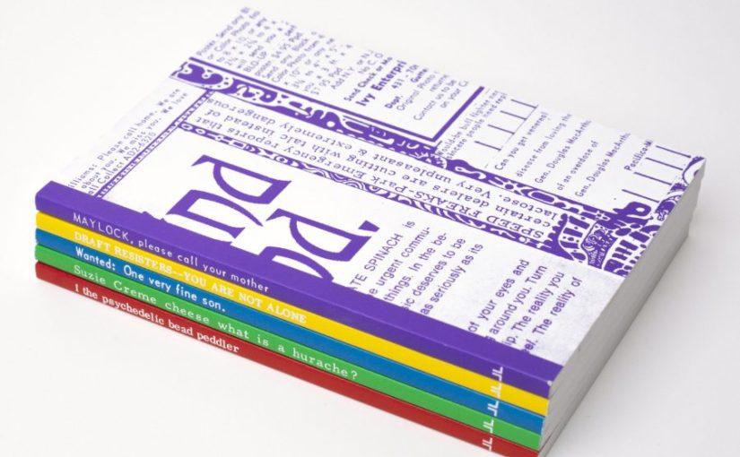 Esiste un libro dove sono raccolti gli annunci della più bella rivista degli anni Sessanta in California