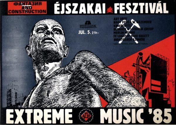 Un libro raccoglie i poster punk dell'Est Europa dei primi anni Ottanta
