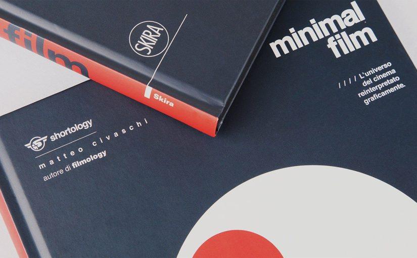 Un libro dove il cinema viene illustrato attraverso la grafica minimale