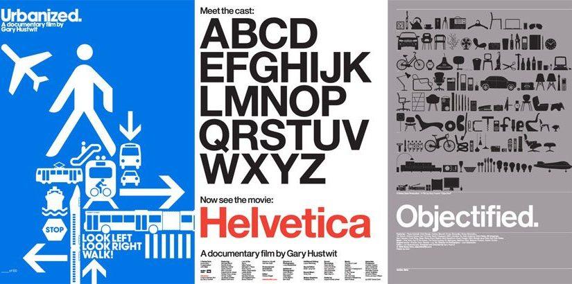 I film di Gary Hustwit sul design sono tutti da ammirare