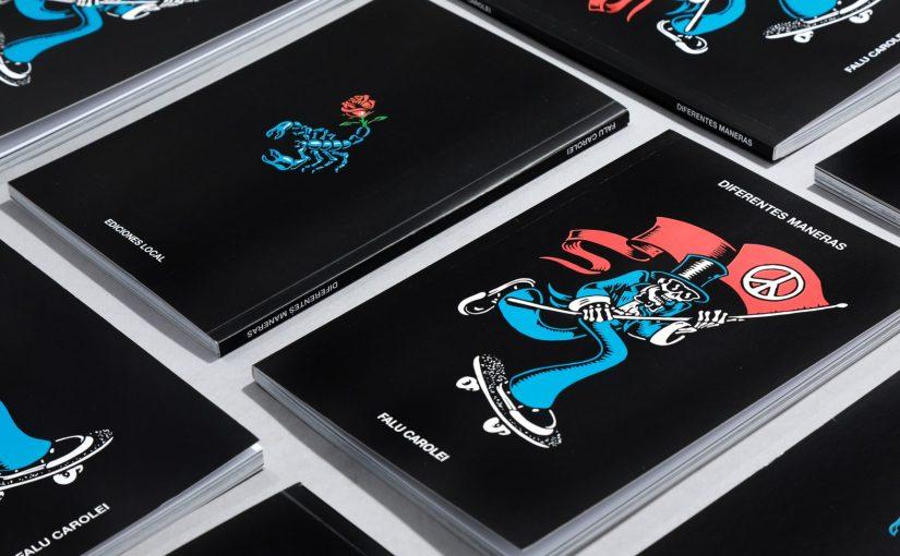 Un bel libro sulla skate art arriva diretto dall'Argentina