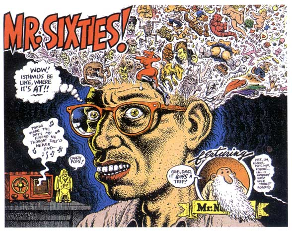 Yarrowstalks, ovvero il magazine che lanciò il padre del fumetto underground