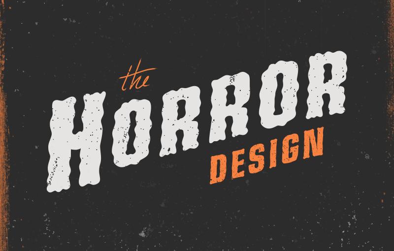 Una breve carrellata degli elementi classici della grafica horror