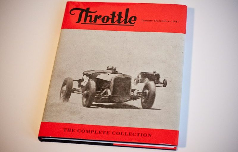 Throttle Magazine è stata la rivista hot rod prima che si parlasse di hot rod