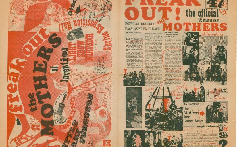 Art Kunkin e la nascita della stampa underground americana