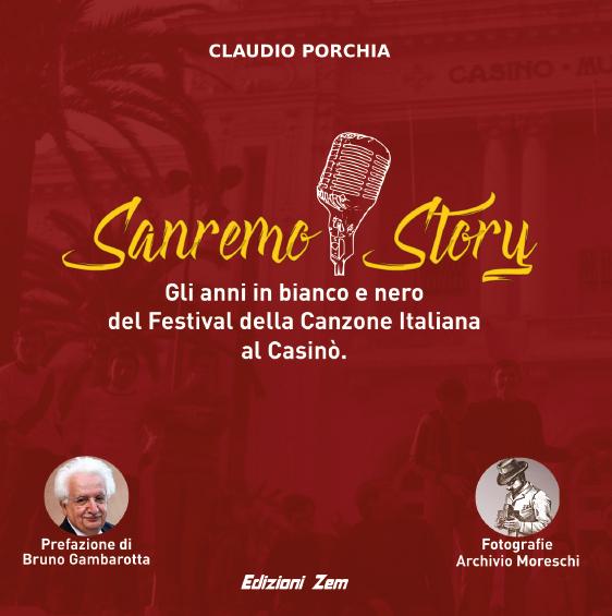 Sanremo Story con Bruno Gambarotta al Casinò di Sanremo