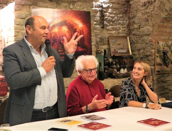 Acqui Terme grande successo per l' incontro con Bruno Gambarotta