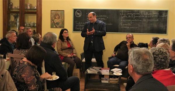 """Terminata la XIV° edizione della """"Settimana di incontri e di impegno antimafia"""" con Giovanni Impastato."""