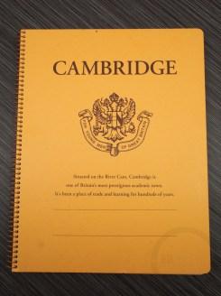 Kytokuto Cambridge Notebook Review Kyokuto Cambridge Notebook Review