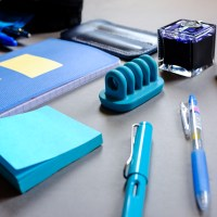 Stationery in Colors - Blue Edition