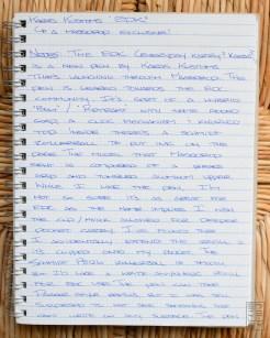 Karas Kustoms Massdrop EDK EDC Pen Review-1