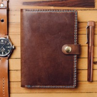 One Star Leather Goods A6 Notebook Cover Review + Giveaway!