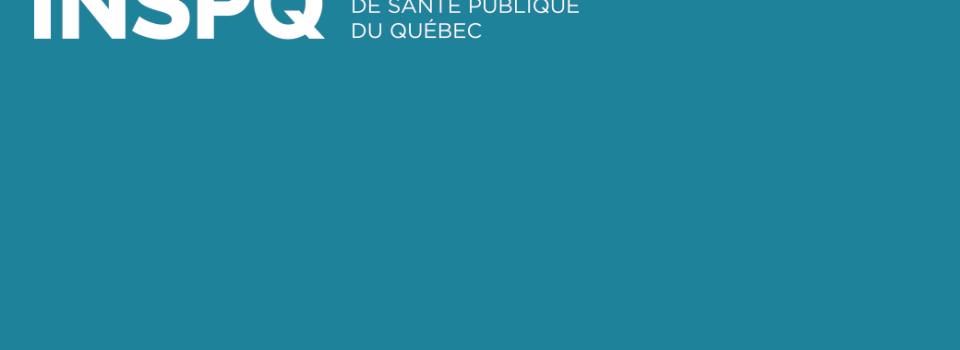 Activité de l'INSPQ : Regards sur la santé des jeunes québécois de 15 à 29 ans