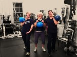The Ladies and their Kettlebells