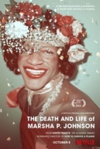 THE LIFE AND DEATH OF MARSHA P. JOHNSON on Netflix