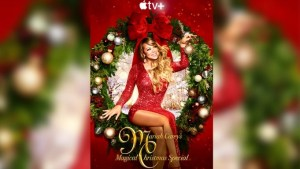 Apple TV+ Sets Mariah Carey Christmas Special