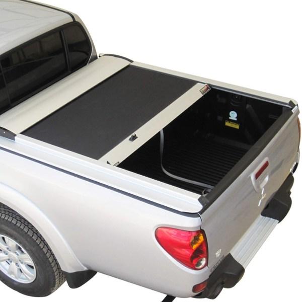 Rulou benă Double Cab argintiu Mitsubishi L200 - '06 - '15 - 3