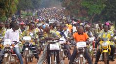Centenary celebration (photo B. Modibale)