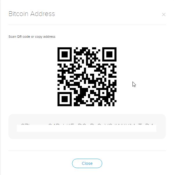 شحن بطاقة cryptopay