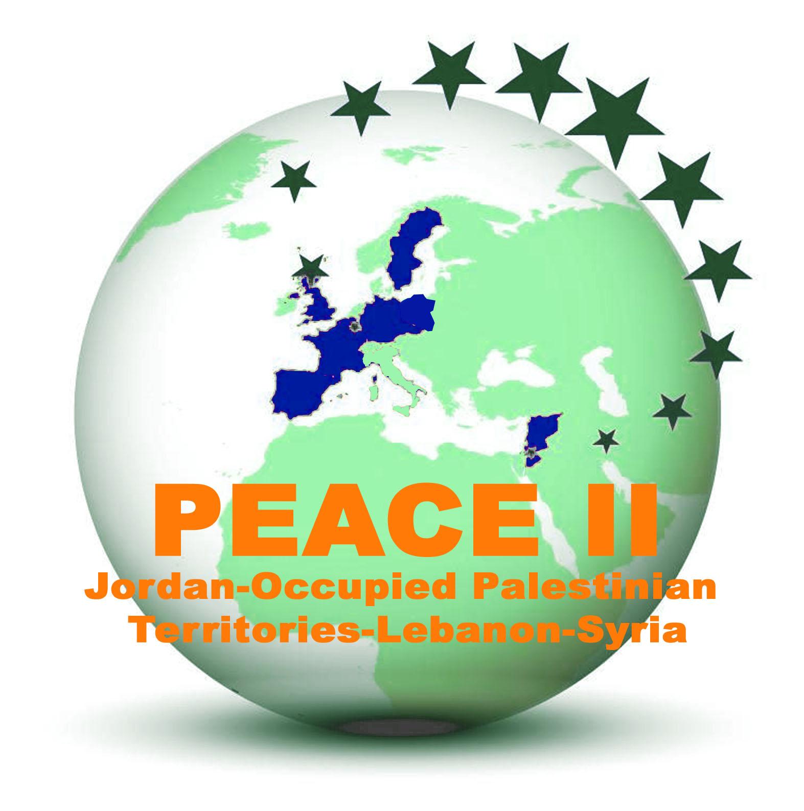 Logo of PEACEII