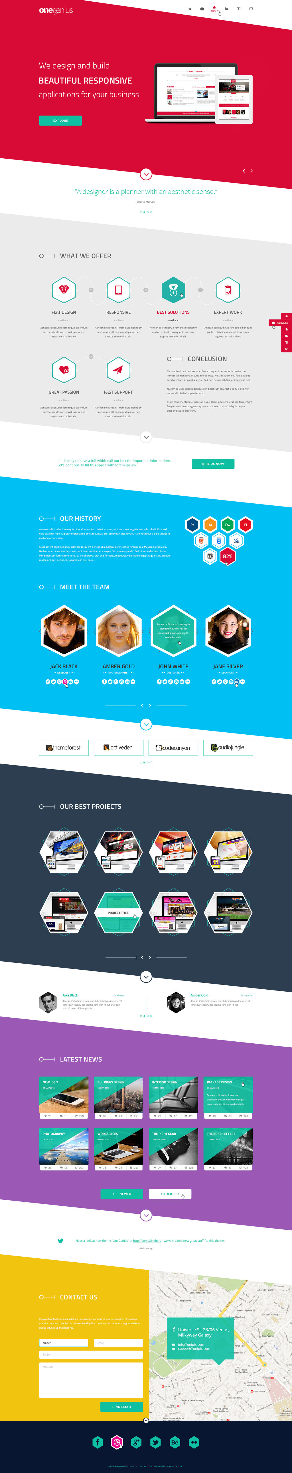 one_page_flat_portfolio_psd_template