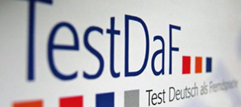 TestDaF اختبار اللغة الألمانية كلغة أجنبية