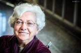 The esteemed Vera J. Blaine, dance scholar. Mershon Auditorium. Columbus, Ohio. September, 2012.