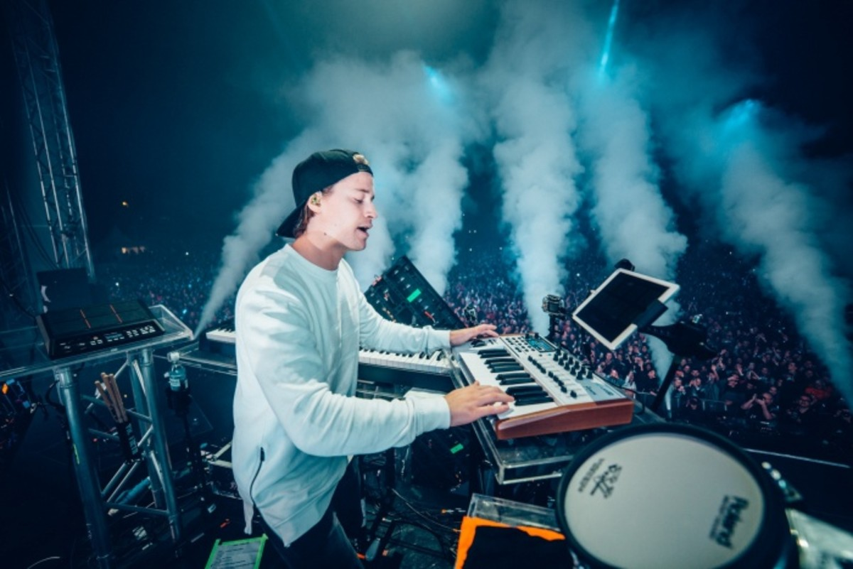 Kygo Teases Potential Collaboration With Imagine Dragons