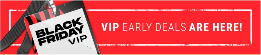 Black Friday Waves Audio VIP Sale