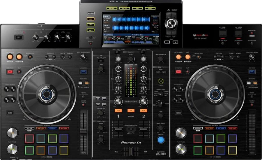 xdj rx2 all in one dj controller
