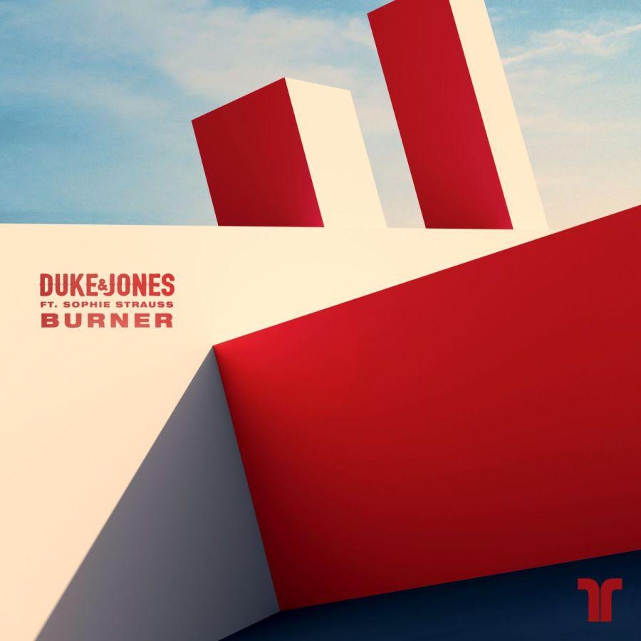 Duke & Jones Burner Album Art