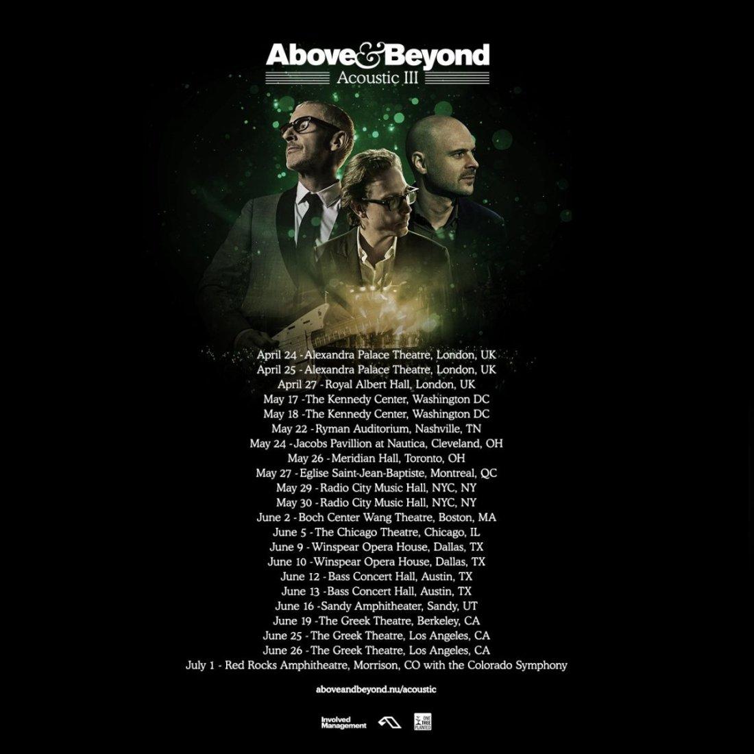 Above & Beyond Acoustic III