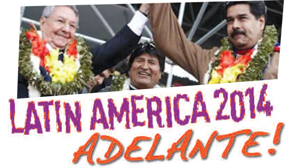 Latin America 2014 features Aleida Guevara, daughter of Che