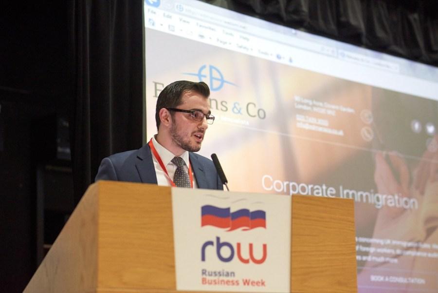 Edmans & Co Russian Business Week 2017 1