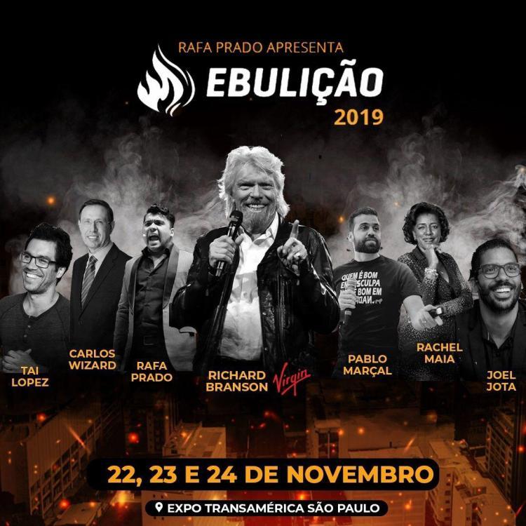 Ebulicao 2019 - 1080 x 1080