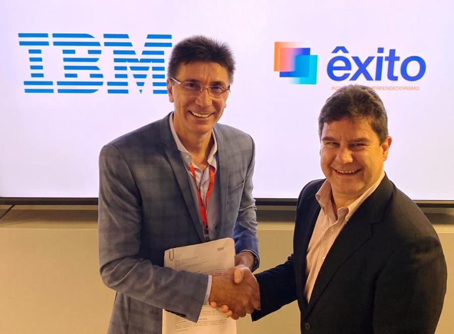 Parceria Instituto Exito e IBM - 01