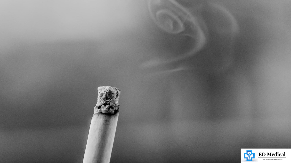 Association of Smoking with Erectile Dysfunction
