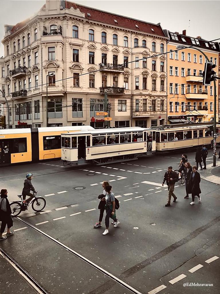 Berlin streets 2019