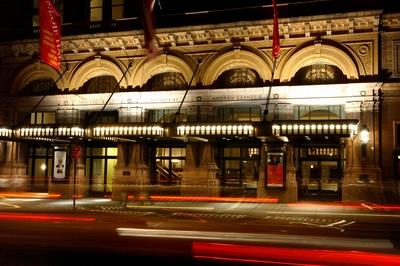 Carnegie Hall Exterior