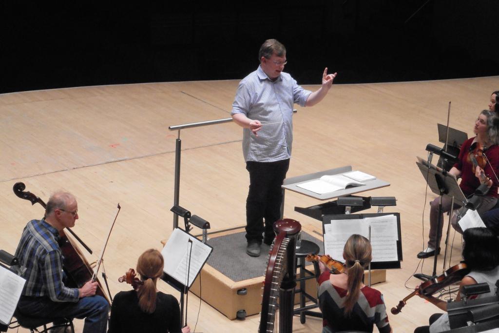 EdMetro Chorus - Mozart / Bevan - Rob Curtis