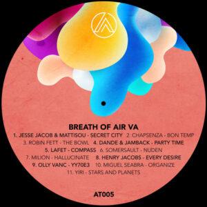 VA – Breath Of Air VA [AT005]