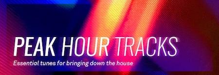Beatport Peak Hour Tracks House